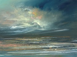 A Break in the Clouds V by Philip Raskin -  sized 24x18 inches. Available from Whitewall Galleries